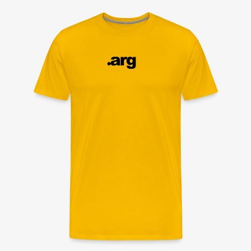 dot arg - Men's Premium T-Shirt