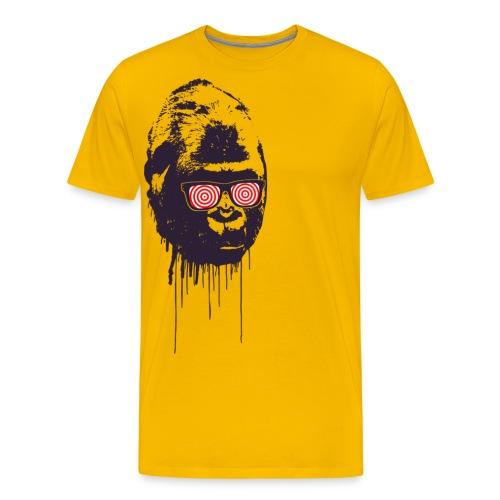 xray gorilla - Men's Premium T-Shirt