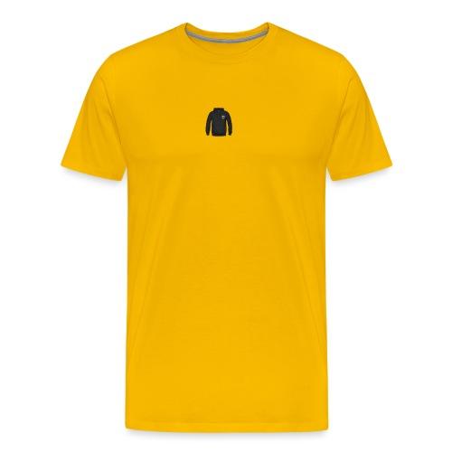 chill hoodie - Men's Premium T-Shirt