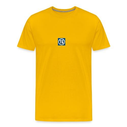 typical gamer shirts and jackets - Men's Premium T-Shirt