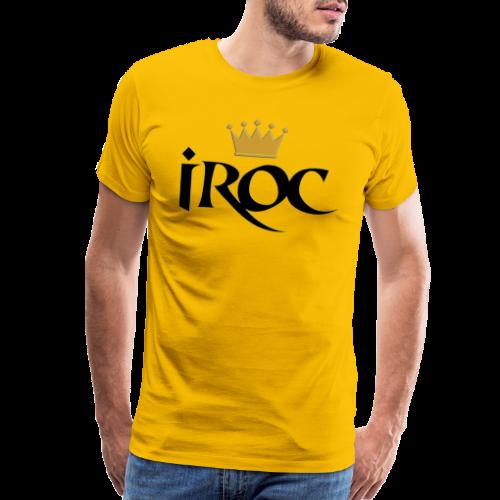iRoc - Men's Premium T-Shirt