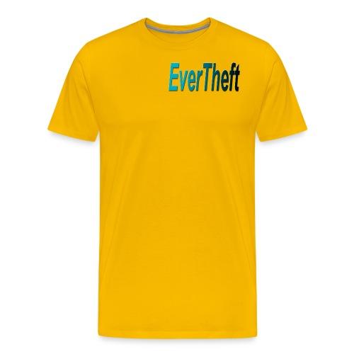 Clear Logo - Men's Premium T-Shirt