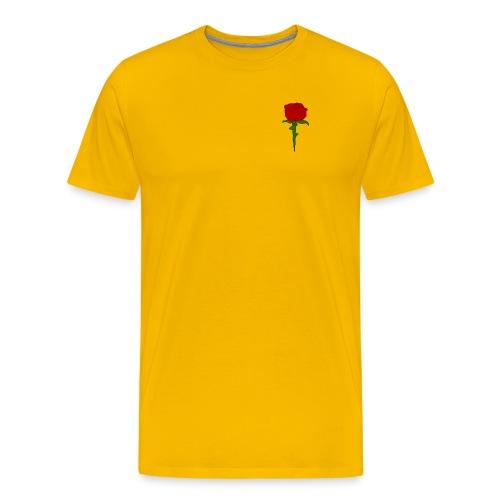 r-o-s-e - Men's Premium T-Shirt