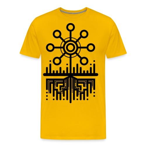 System 0.3 - Men's Premium T-Shirt