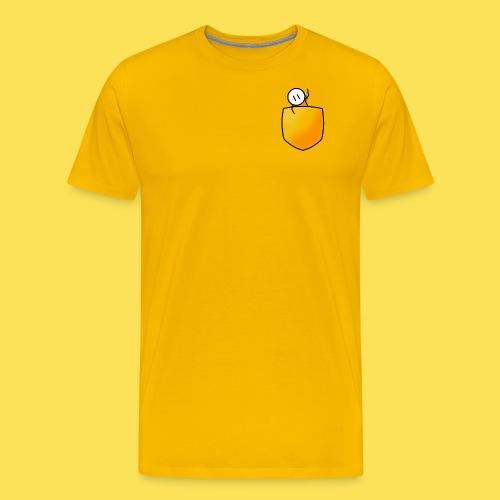 Pocket - Men's Premium T-Shirt