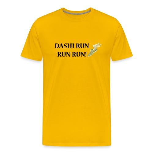 Dashi Run Run Run - Men's Premium T-Shirt