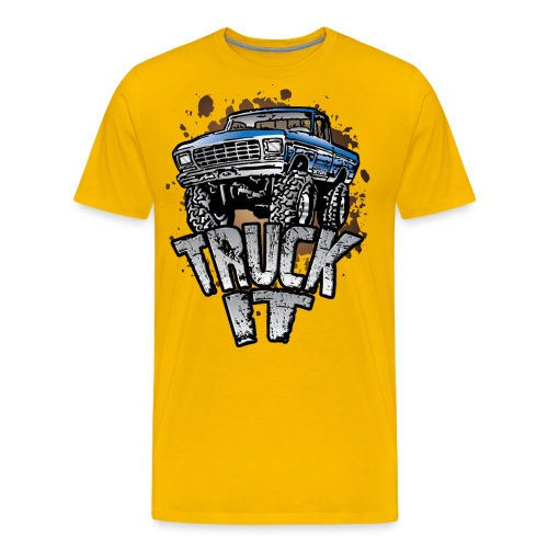 Truck It - Men's Premium T-Shirt