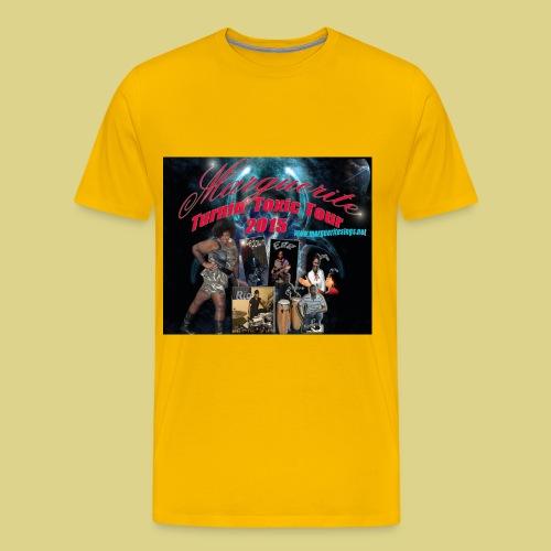 Margueirte Tour TeeShirt - Men's Premium T-Shirt