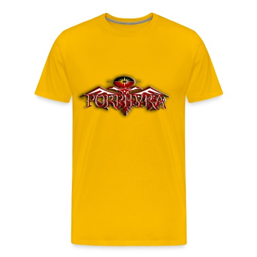 Porphyra Logo - Men's Premium T-Shirt