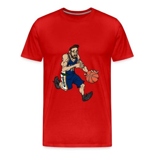 Wally McGee Away Tee Desi - Men's Premium T-Shirt