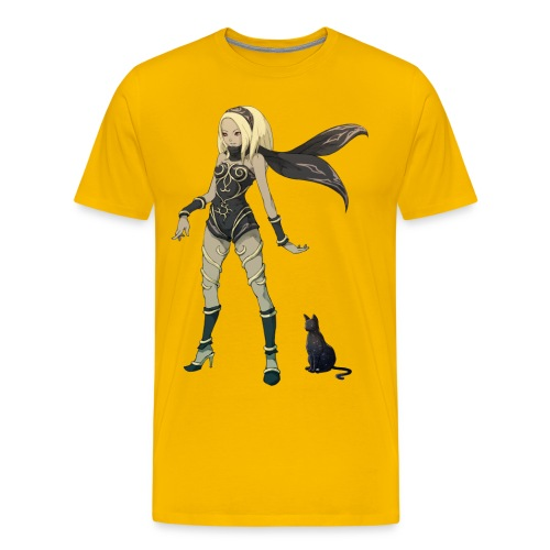 Gravity Rush - Men's Premium T-Shirt