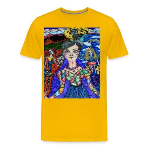 Spooky Sammie - Men's Premium T-Shirt