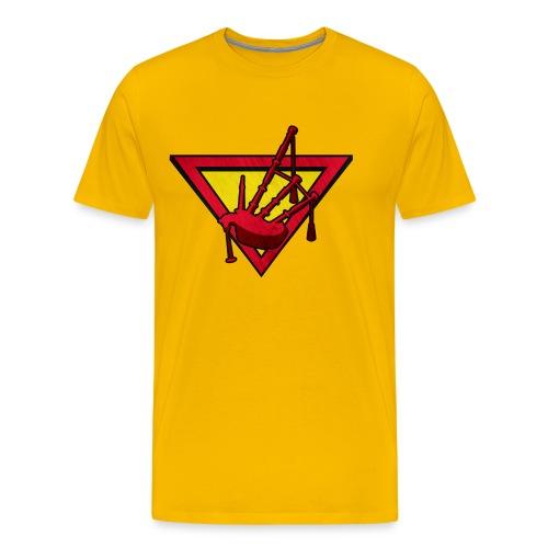 super piper - Men's Premium T-Shirt