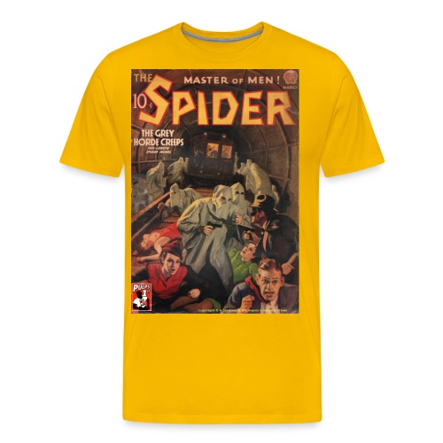 spider 1938 03 - Men's Premium T-Shirt