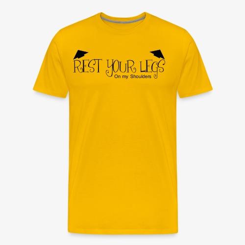 rest - Men's Premium T-Shirt