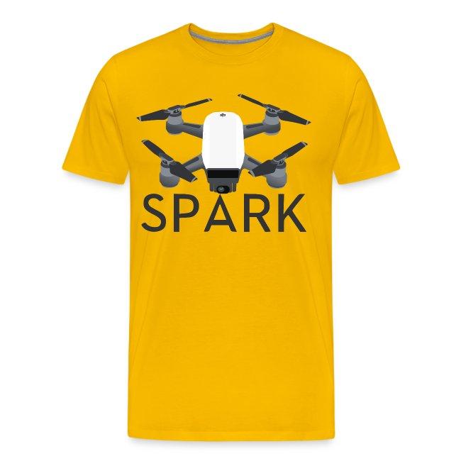DJI Spark Drone Pilot