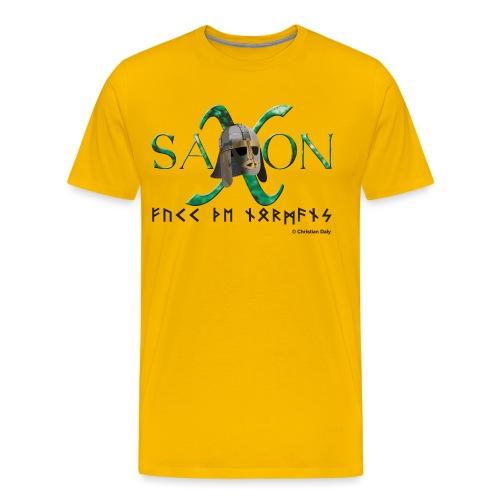 Saxon Pride - Men's Premium T-Shirt
