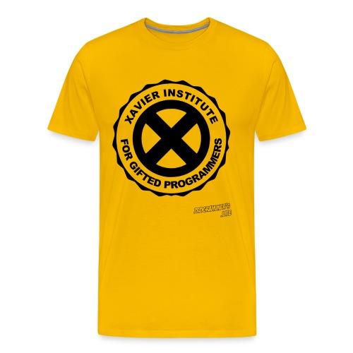 Xavier Institute - Men's Premium T-Shirt