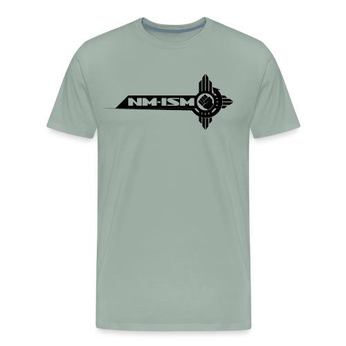Black NM-ISM Logo - Men's Premium T-Shirt