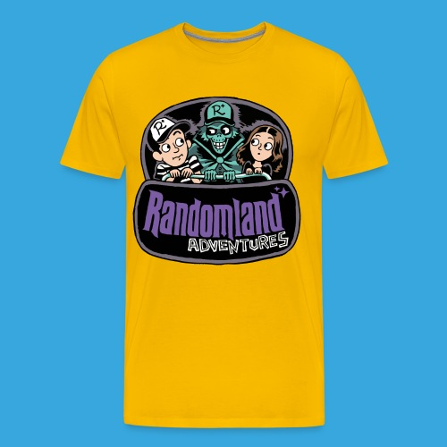 Spooky Buggy Parody - Men's Premium T-Shirt