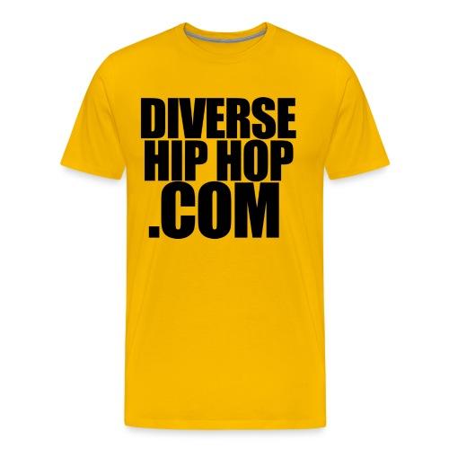dotcom - Men's Premium T-Shirt