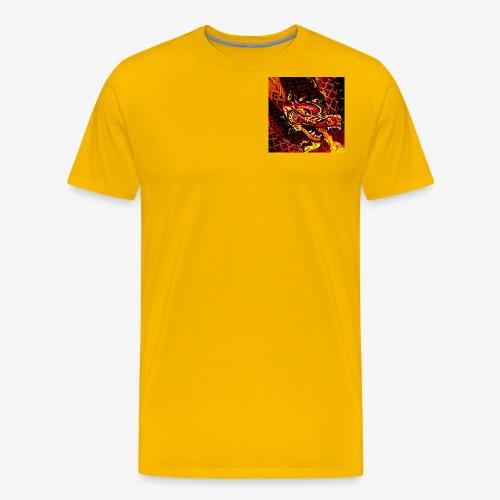 The real kma clan logo - Men's Premium T-Shirt