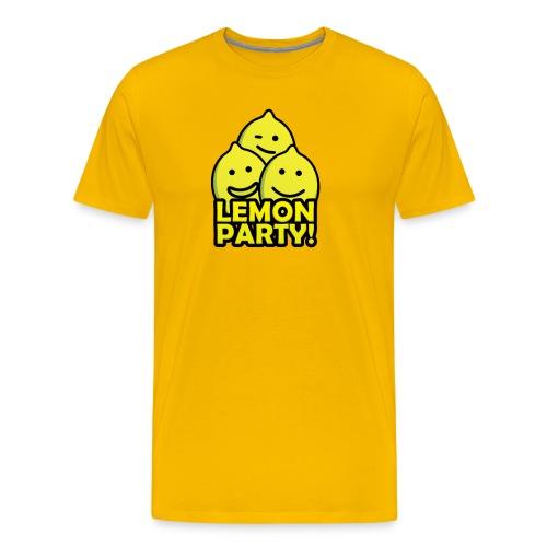 Lemon Party - Men's Premium T-Shirt