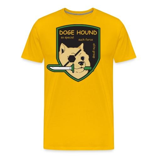 Doge Hound Metal Gear Solid - Men's Premium T-Shirt