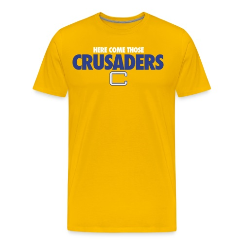 HereComeThose - Men's Premium T-Shirt