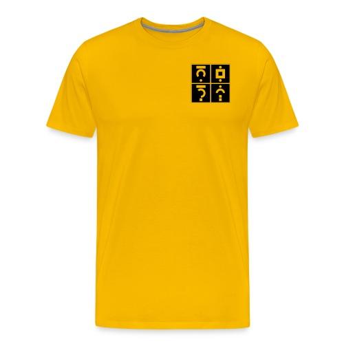 NDSL: Krakoa Pocket Bk - Men's Premium T-Shirt