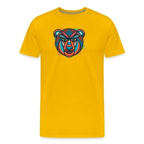 Design Lion Panda - Men's Premium T-Shirt