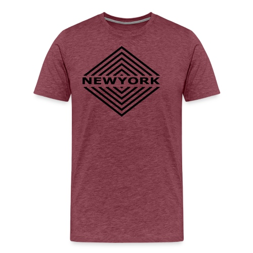 Newyork City by Design - Men's Premium T-Shirt