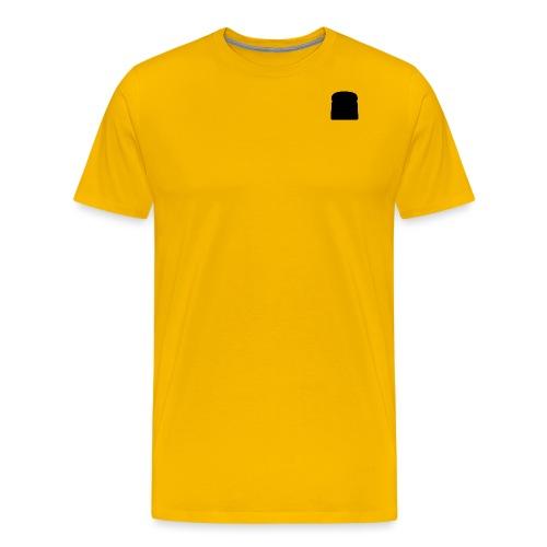 Black Bread Design - Men's Premium T-Shirt