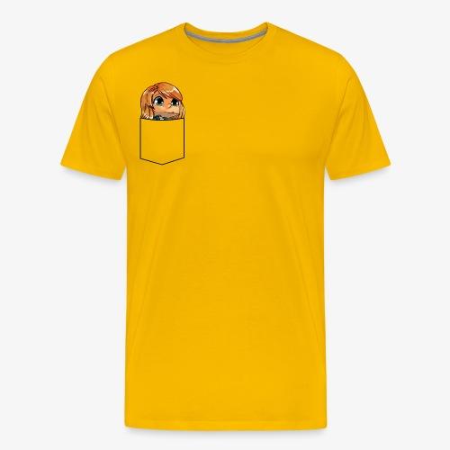Pocket Sky - Men's Premium T-Shirt