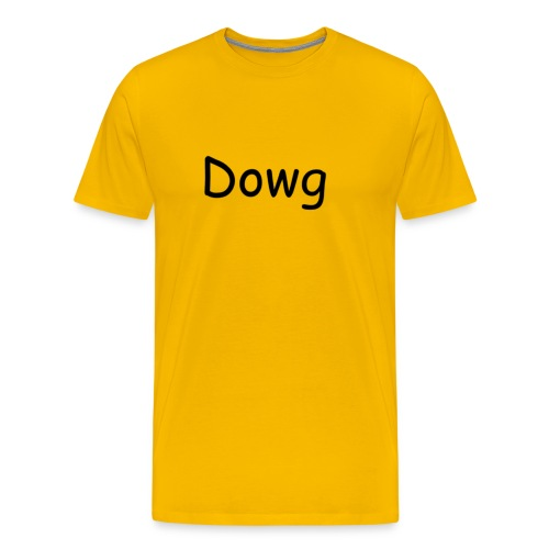 Basic Dowg - Men's Premium T-Shirt