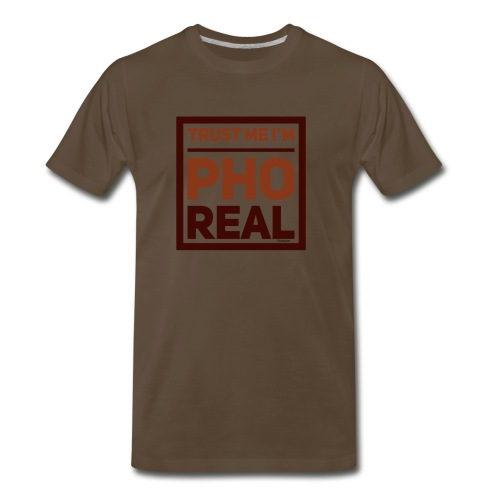 trust me i'm Pho Real - Men's Premium T-Shirt