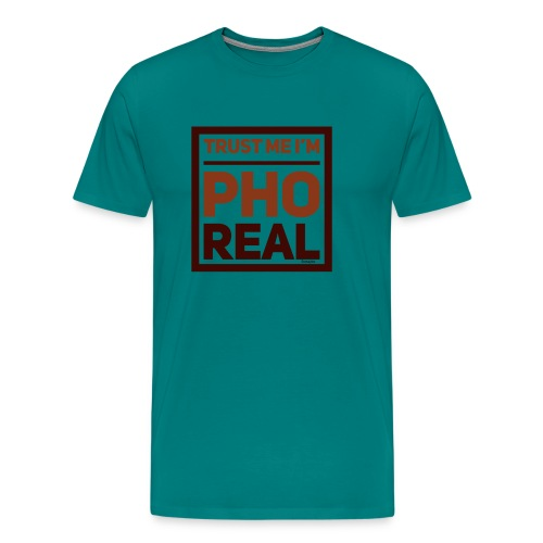 trust me i'm Pho Real - Men's Premium T-Shirt
