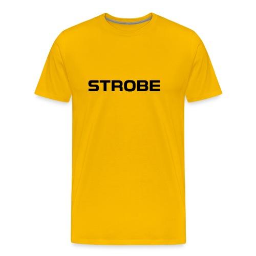 Strobe Black - Men's Premium T-Shirt