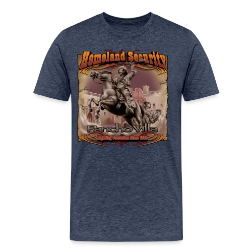 Homeland Security by RollinLow - Men's Premium T-Shirt