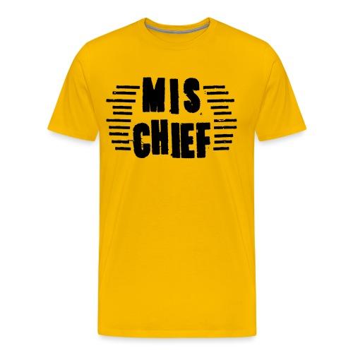 MISCHIEF SCRATCH - Men's Premium T-Shirt