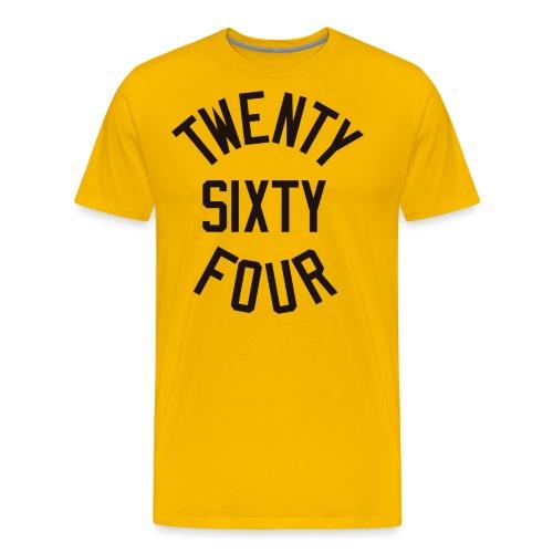 Twenty Sixty Four - Men's Premium T-Shirt
