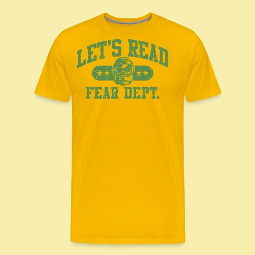 Athletic - Fear Dept. - Men's Premium T-Shirt