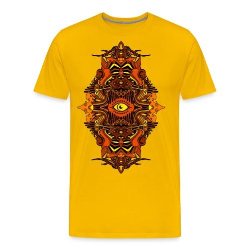 Eternal Voyage III - Fire - Men's Premium T-Shirt