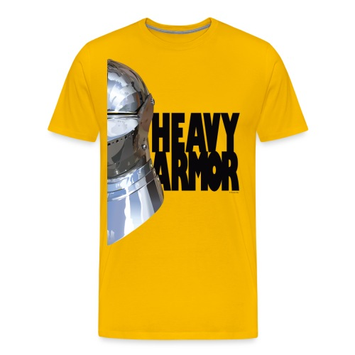 Heavy Armor - Men's Premium T-Shirt