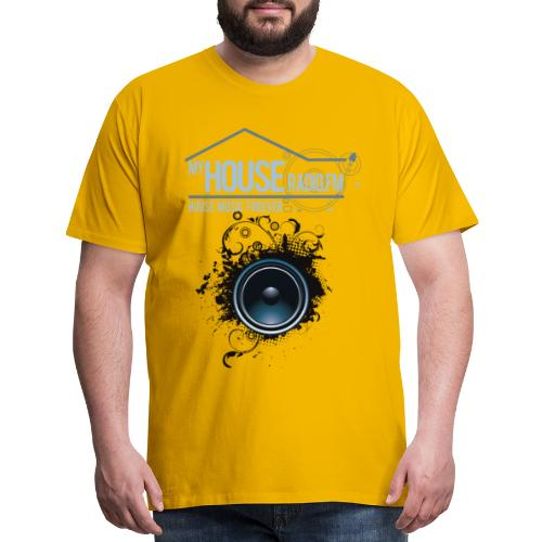 MHR Speaker I - Men's Premium T-Shirt