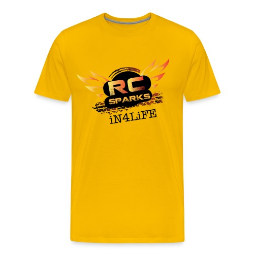 Radio Control Hobby - RC Sparks Studio - Men's Premium T-Shirt