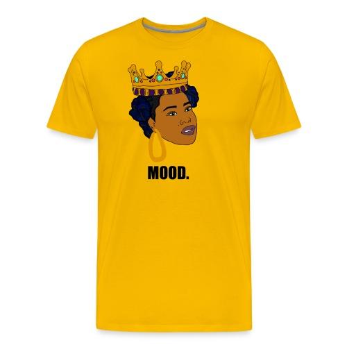 Mood   Black Girl Magic - Men's Premium T-Shirt