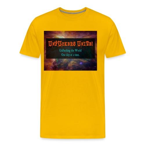 UFU tshirt idea jpg - Men's Premium T-Shirt