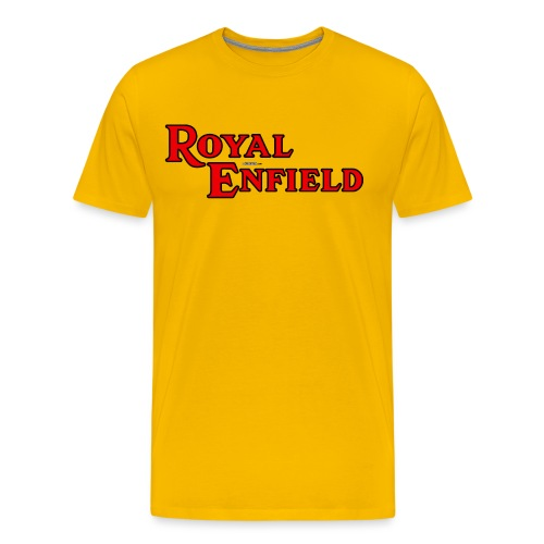 Royal Enfield - AUTONAUT.com - Men's Premium T-Shirt