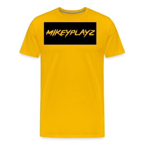 Mikeyplayz - Men's Premium T-Shirt